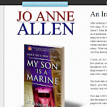 My Son Is A Marine - By Jo Anne Allen